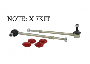Nolathane Front Sway bar - link for HSV XU6 VT