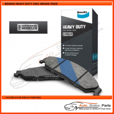 Bendix H/Duty Front Brake Pads for MITSUBISHI FUSO SHOGUN FV 11L 6D24- DB1388HD