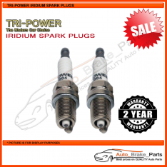 Iridium Spark Plugs for SUBARU Sherpa KM3