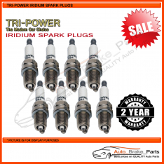 Iridium Spark Plugs for VOLVO XC90 AWD Wagon CZ85 V8 4.4L - TPX003