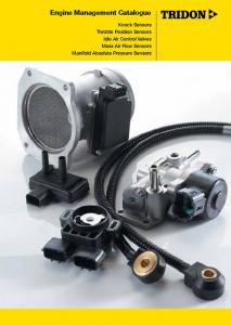 Engine Management Catalogue