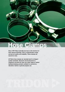 Hose Clamps Catalogue