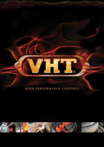 VHT Coatings Catalogue